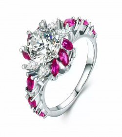 https://www.tamabil.com/Exclusive Pink Plated China couple Ring
