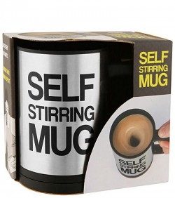 Self Stirring Mug Cup