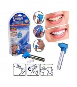 https://www.tamabil.com/Luma Smile Teeth Polish and Whitening Kit - Silver and Blue