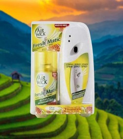 Automatic room spray with dispenser - 2563
