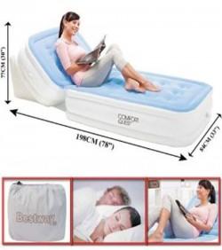 Bestway Air Bed With Adjustable Backrest AF-05