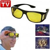 HD Night Vision Wrap Around Glassess