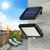 56LED Indoor Outdoor Solar Power Sensor Light