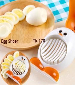 Egg Slicer - White