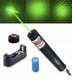 Powerful Laser Light