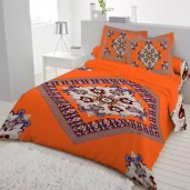 Double Size Cotton Bed Sheet 3 pcs Set