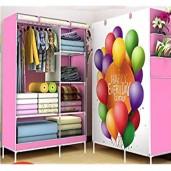 3D printed Wardrobe Storage Organizer for Clothes Balloon
