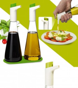 Oil and Vinegar Set with Adjustable Flow Control - 500ml