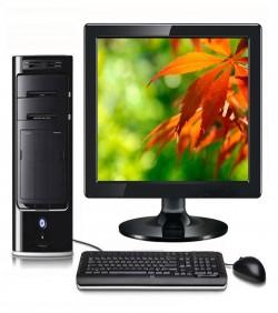 Core 2 Duo Desktop Computer