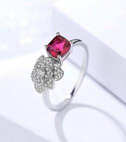 https://www.tamabil.com/ Rose Shaped Finger Ring
