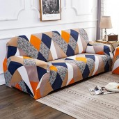 Magic Sofa Cover for 3 Seater Sofa with 2 pillow cover