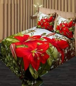 Cotton King Size Bedsheet Set
