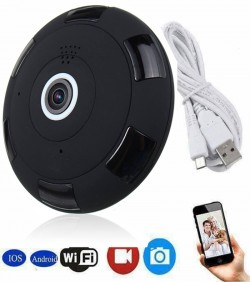 V380 HD VR WIFI 360 Degree IP Camera 1.3MP