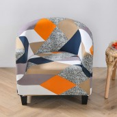 Magic Sofa Cover for Single Sofa with pillow cover