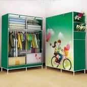 3D printed Wardrobe Storage Organizer for Clothes (Travel)