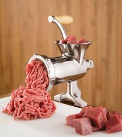 Aluminium Meat Grinder 10